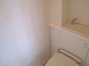 マンションリフォームの施工事例 Case.01-After-トイレ